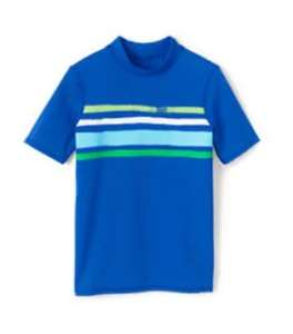 30% off everything at Landsend including sale. Boys rash vest was £15 now £2.62 @Landsend p&p £3.95