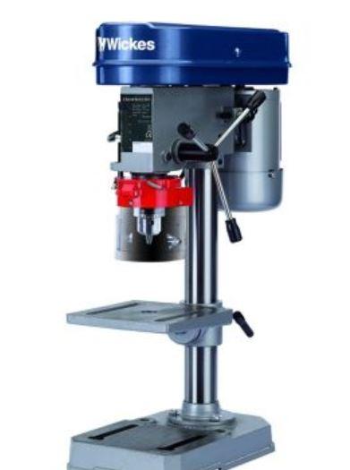 Wickes Bench Pillar Drill - 350W - half price was £60 now £30 C&C