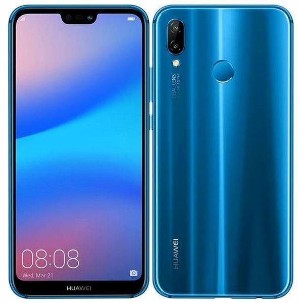"Grade B Huawei P20 Lite Blue 5.8"" 64GB 4G Unlocked & SIM Free £139.99 @ Laptops Direct"