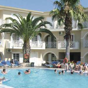 £125.60 pp for 7 days in zante ,luggage and transfers included.  LAST MINUTE at TUI - £251.20
