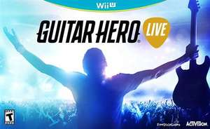 Guitar Hero Live + 6 Button Guitar (Wii U) £4 @ CEX (Used / +1.50 Delivered)
