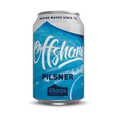 Sharps offshore pilsner - 75p instore @ Morrisons