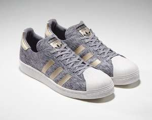 adidas Originals Superstar PK Primeknit trainers £49.99 sizes 7 up to 10.5 @ M&M Direct P&P £4.99 Free with Premier or £75 spend
