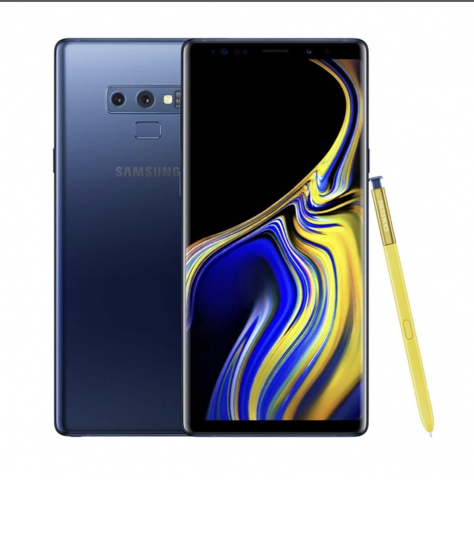 Samsung Galaxy Note 9 - 6GB/128GB for £436.99 eGlobal Central