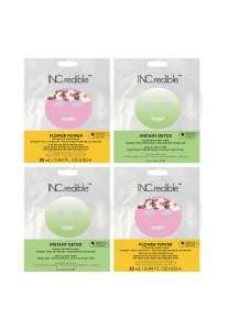 4 X Vegan, Paraben Free Nails Inc Face Mask (£2.95 delivery)