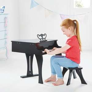 Toy Sale at Asda - Toy Grand Piano + Stool Set £28 / Wooden Light Up Dolls House £40 C+C / Sportspower Saucer Swing + Frame £52.95 Delivered