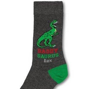 Father's Day Socks from £1.87 C+C @ Argos - eg Grey Daddy Saurus Rex £1.87 / Peppa Pig Daddy Pig £2.25 / Star Wars Yoda Best £2.25