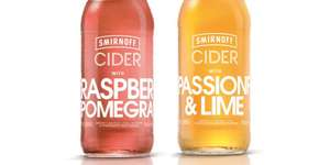 Smirnoff Cider priced on the shelf at £1.50 but scans at 75p at Sainsburys instore