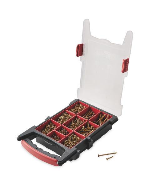 Premium Screws - £9.99 @ Aldi C&C
