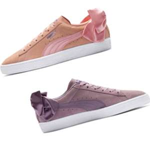 Puma Suede Bow Women's Trainers in 2 colours £29.55 Delivered (using PayPal 20% code) @ Puma