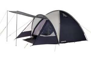 Halfords 4 Person Double Skin Tent £45 C+C @ Halfords