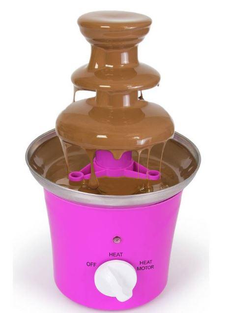 Pretty Pink Chocolate Fountain 899 At Argos Cc Hotukdeals