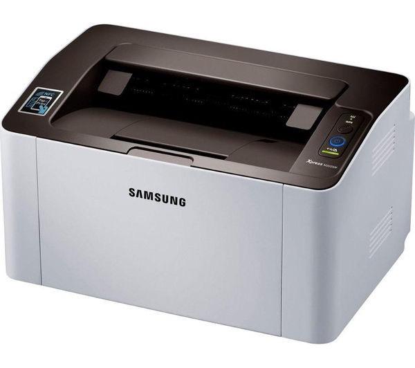 Samsung Xpress M2026W A4 Mono Wireless, Black & White Laser Printer (20 ppm) - £59.99 + £20 cashback @ Amazon
