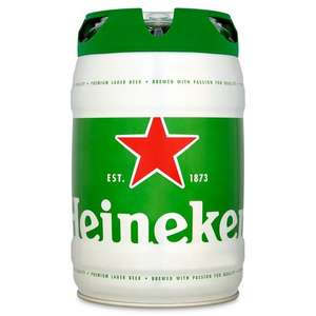 Heineken Keg (5L) scanning at £10 instore @ Morrisons Bradford