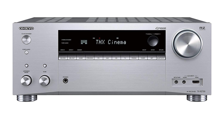 Onkyo TX-RZ730 9.2 Channel AV Receiver (Silver) £646.71 Amazon