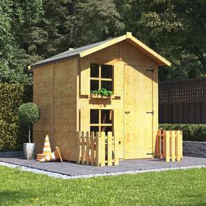 BillyOh Peardrop Junior Playhouse £319 Garden Buildings Direct
