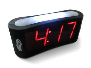 Digital Alarm Clock - Night Light, Full Range Brightness Control £12.59 Sold by Travelway UK fulfilled by Amazon Prime / £17.08 Non Prime
