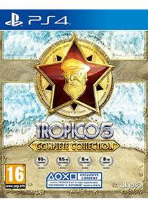 Tropico 5 - Complete Collection PS4 FOR £11.19 Delivered @ Base