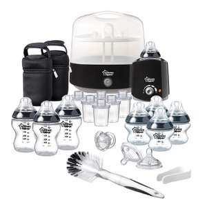 Tommee Tippee Closer to Nature Complete Feeding Set, Black Amazon Subscribe & Save - £35.74 @ Amazon