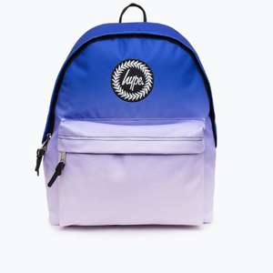 Selected Hype Backpacks reduced with prices from £9.99 + Free Delivery @ Just Hype