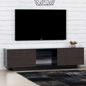 """Sonorous TV Cabinet for TVs up to 80"""" in 3 Colours - £299.99 @ Costco"""