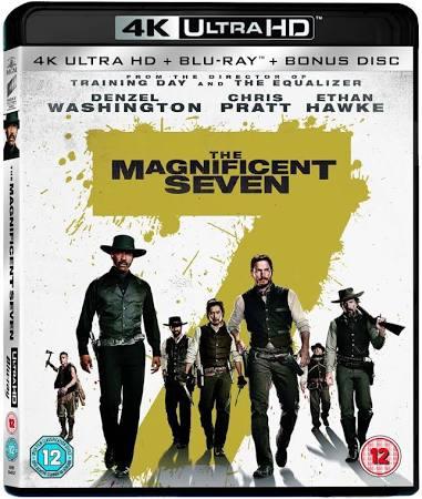 Magnificent Seven 4K UHD Blu-ray £9 @ fask77 eBay