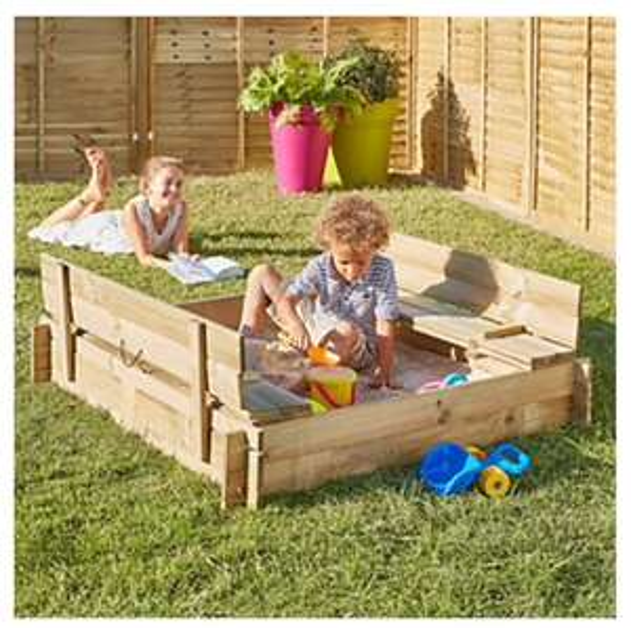 Blooma Sandpit bench - £40 @ B&Q c&c