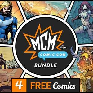MCM Comic Con Bundle Free (plus get a 10% off bundles coupon) @ Fanatical