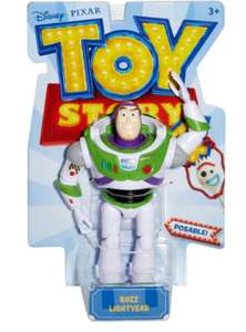 """Toy Story 4 - 7"""" Posable Figures - £5 Instore @ Sainsburys (Stirling)"""