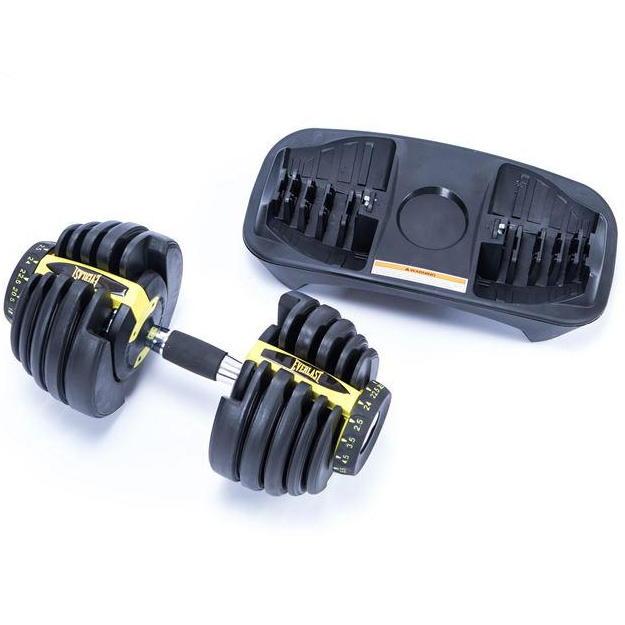 f88766acc Everlast Adjustable Dumbbell Selector (40kg Set) - £149.99   Sports Direct  (+