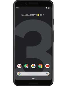 Pixel 3 / £19.99 upfront £21.99 a month x 24 Months @ Broadband Choices - Total Cost £547.75