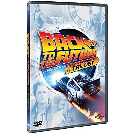 Back to The Future Trilogy DVD £4.76 @ Amazon (£7.75 Non-prime)