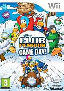Relive those classic Club Penguin memories - Club Penguin Game Day Wii (used) £1.50 in-store (+£1.50 p&p online) @ CeX + 2 years warranty