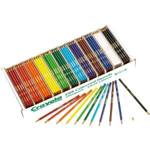 Crayola Colouring Pencils Craft Pack 288 Pencils was £35 now £17.50 C+C @ Hobbycraft