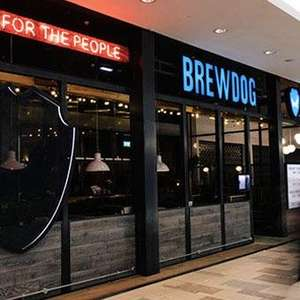 10% off at all BrewDog UK locations
