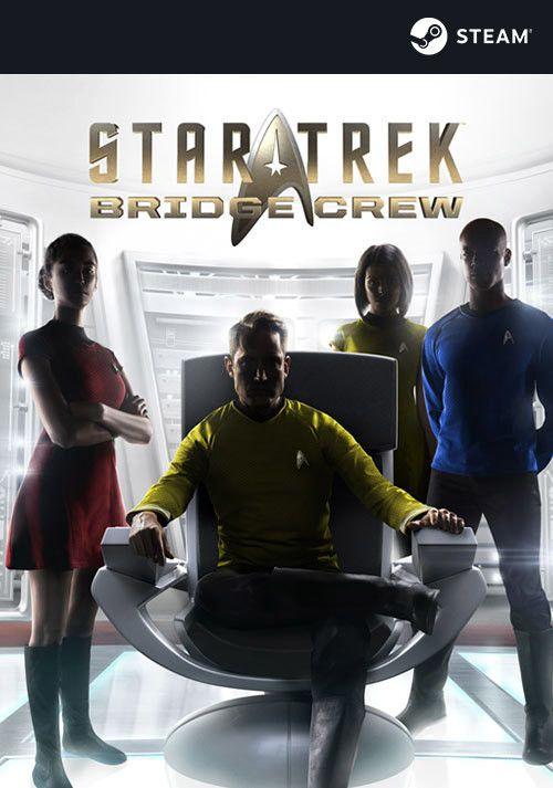 Star Trek Bridge Crew PC Steam £8.50 @ Gamesplanet