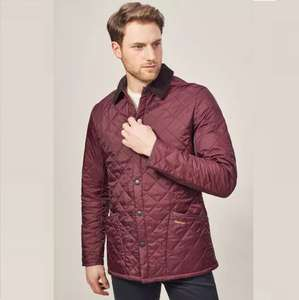 Barbour Liddesdale Quilted Jacket £50 @ Next