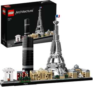 LEGO Architecture - Paris - 21044 - £25.48 Delivered @ Amazon France