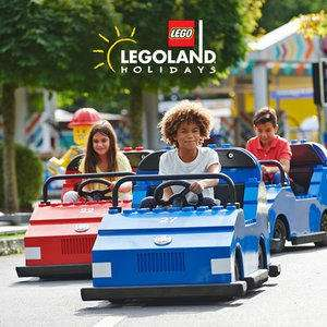 Legoland - Hotel Stay + Breakfast + 2 Day Theme Park Tickets + Kids Eat Free (Select Hotels) from £145 based on family of 4 @ Legoland
