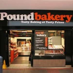 Pound Bakery deals: great tasting food for around £1 @ Pound Bakery