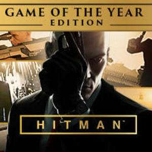 HITMAN™ - GAME OF THE YEAR EDITION - £13.21 @ Steam