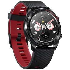 Huawei Honor Magic Smart Watch 1.2 Inch AMOLED Color Screen Built-in GPS NFC Payment Heart Rate Monitor 5ATM Waterproof @ GeekBuying £95.54
