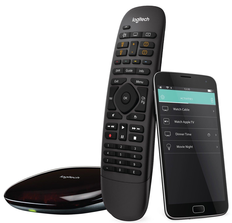 Logitech Harmony Companion remote and hub  Used - Good - £51.14 @ Amazon Warehouse