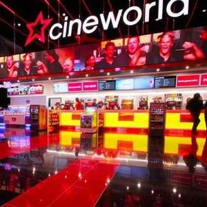 Get 3x the value of your Tesco Clubcard vouchers to spend at Cineworld
