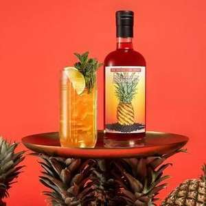 Free Pineapple Gin Cocktail at  15 Bateman Street Gallery (W1D 3AQ) on Mon 3rd June