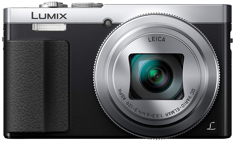 Panasonic Lumix DMC-TZ70EB-S Compact Digital Camera with LEICA DC Vario Lens - Silver - £209.99 @ Amazon
