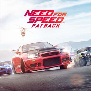 Need For Speed Payback PS4 £9.99 @ PSN