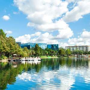 Last Minute Flights to Orlando - £210 per person, return based on 2A & 2C