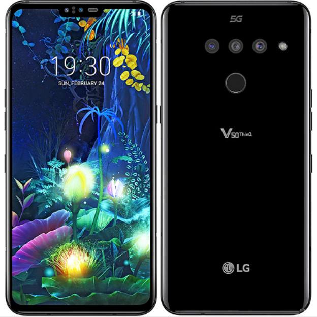 LG V50 ThinQ 5G (V500N) 128GB 6GB Ram Sim Free / Unlocked £667 @ Wonda Mobile
