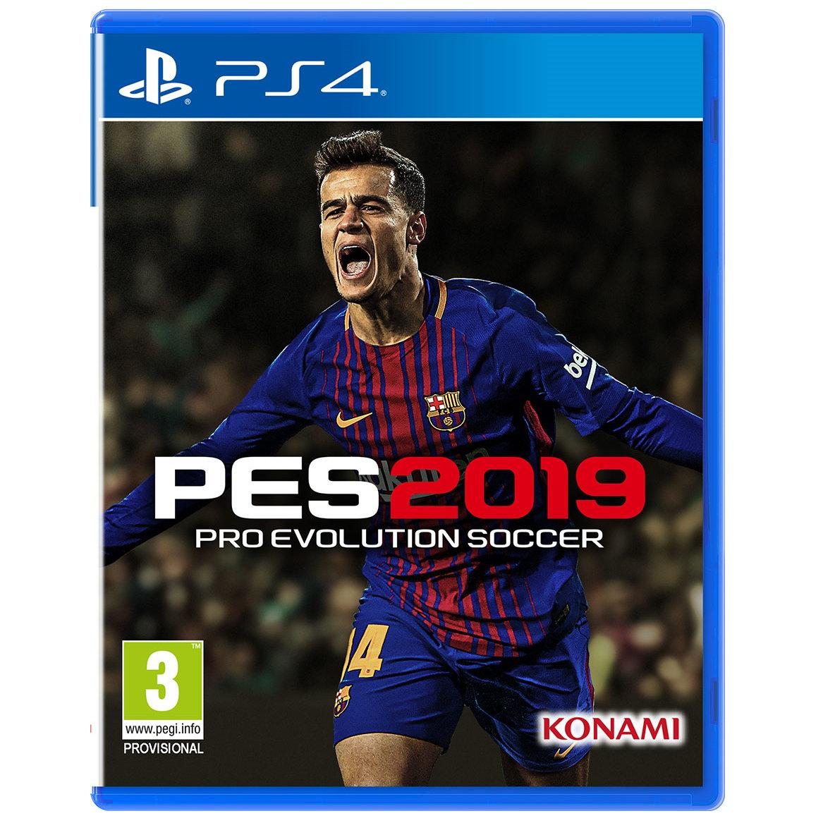 PES 2019 (PS4) for £12.85 Delivered @ Base